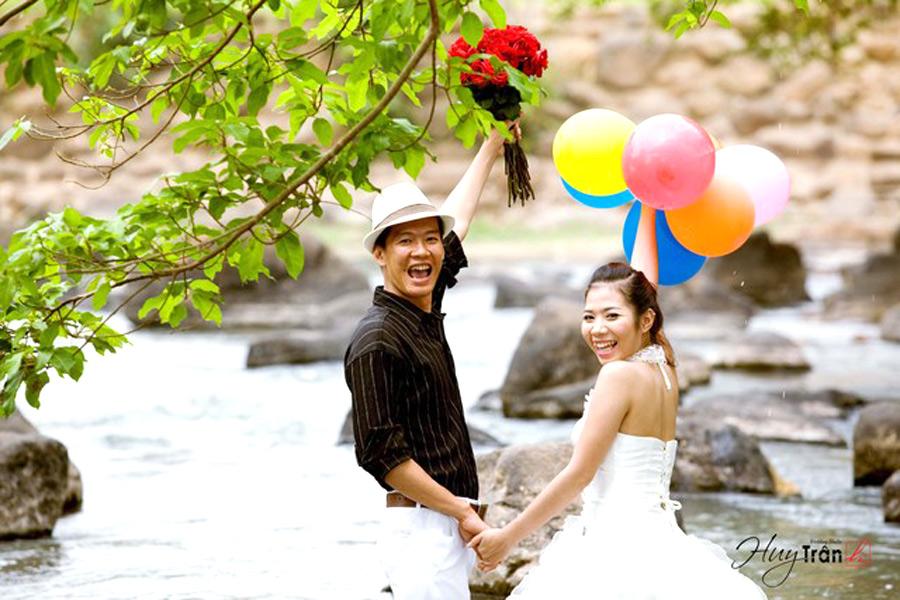 Chụp hình & Tiệc cưới