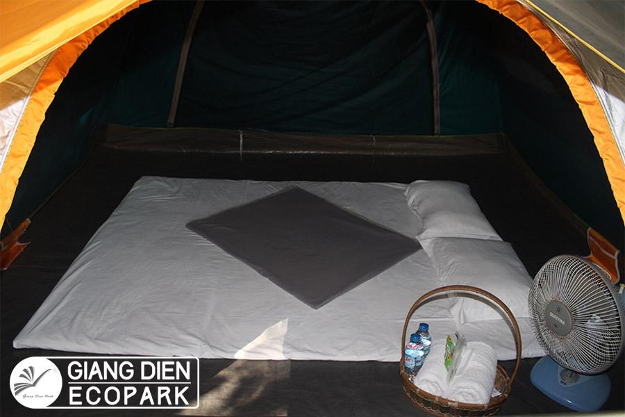 Lều Sinh Thái Bằng Lăng