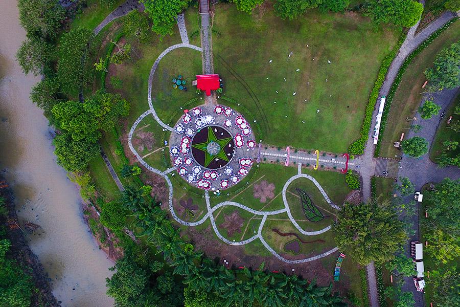 Giang Điền park - Outdoor party