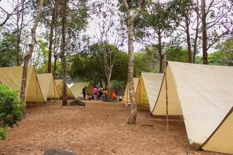 Cắm trại - Dã Ngoại