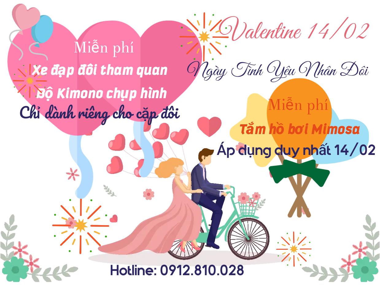 """Valentine""""s 2020 - Ngày Tình Yêu Nhân Đôi"""