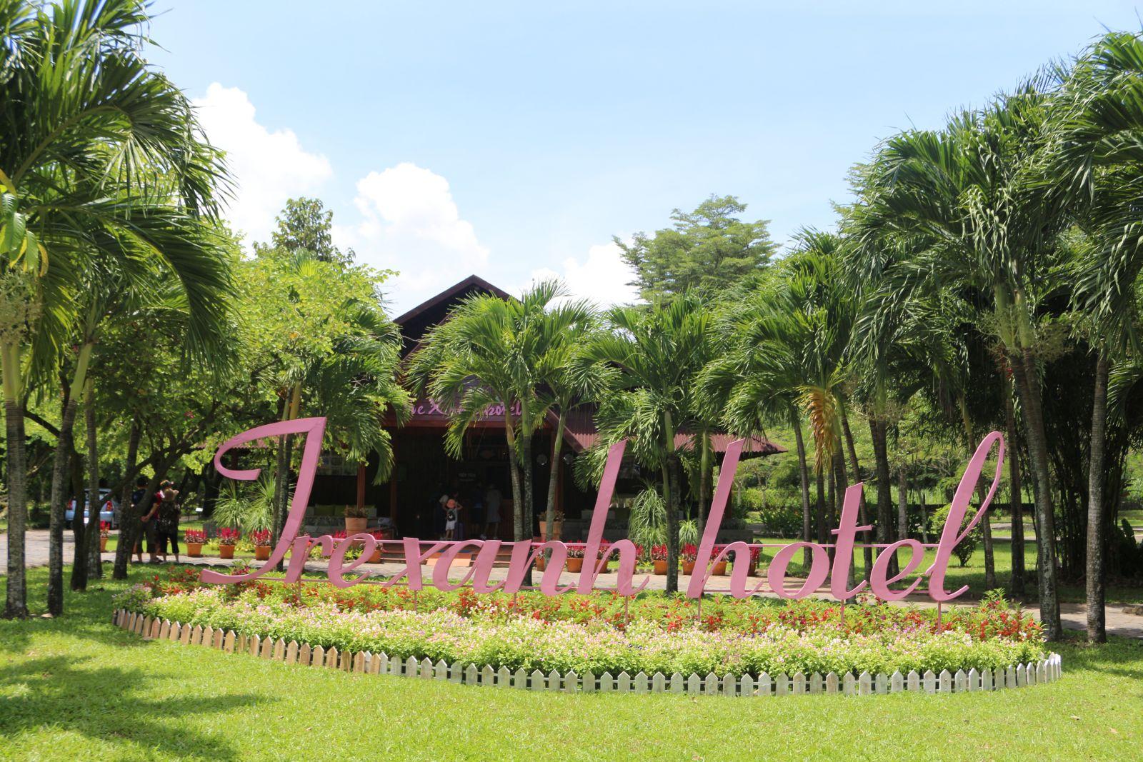 Khu Du lịch Sinh Thái Thác Giang Điền